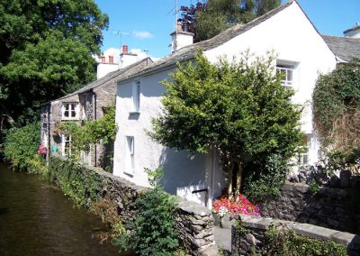 Cartmel House By River
