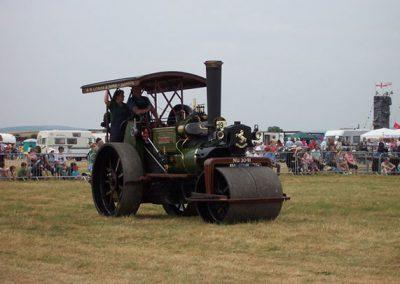 Cumbria Steam Gathering