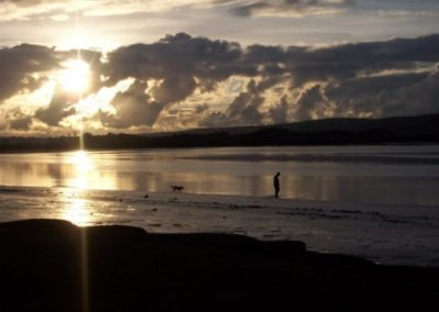 Levens Estuary Sunset