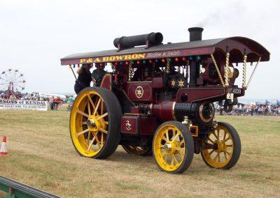 Steam Rally Flookburgh