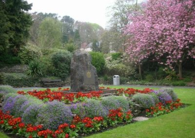 Veterans Garden Grange