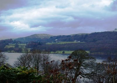 View Over Coniston
